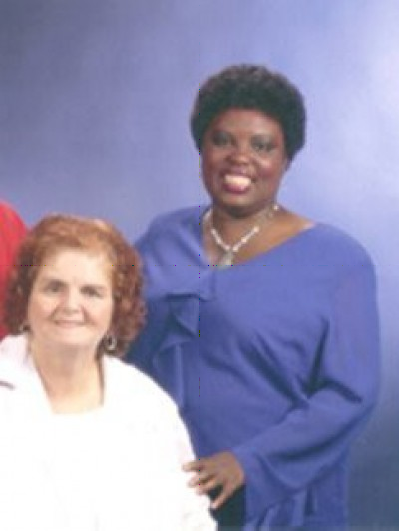Ms Elaine Wilson and Ms Lois Curtis