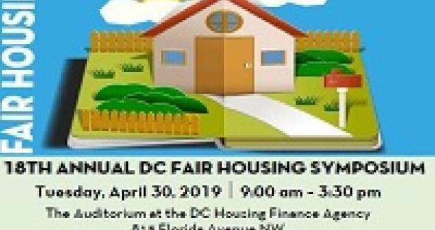 Fair Housing Event Flyer