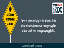 Be Prepared - Stormy Weather